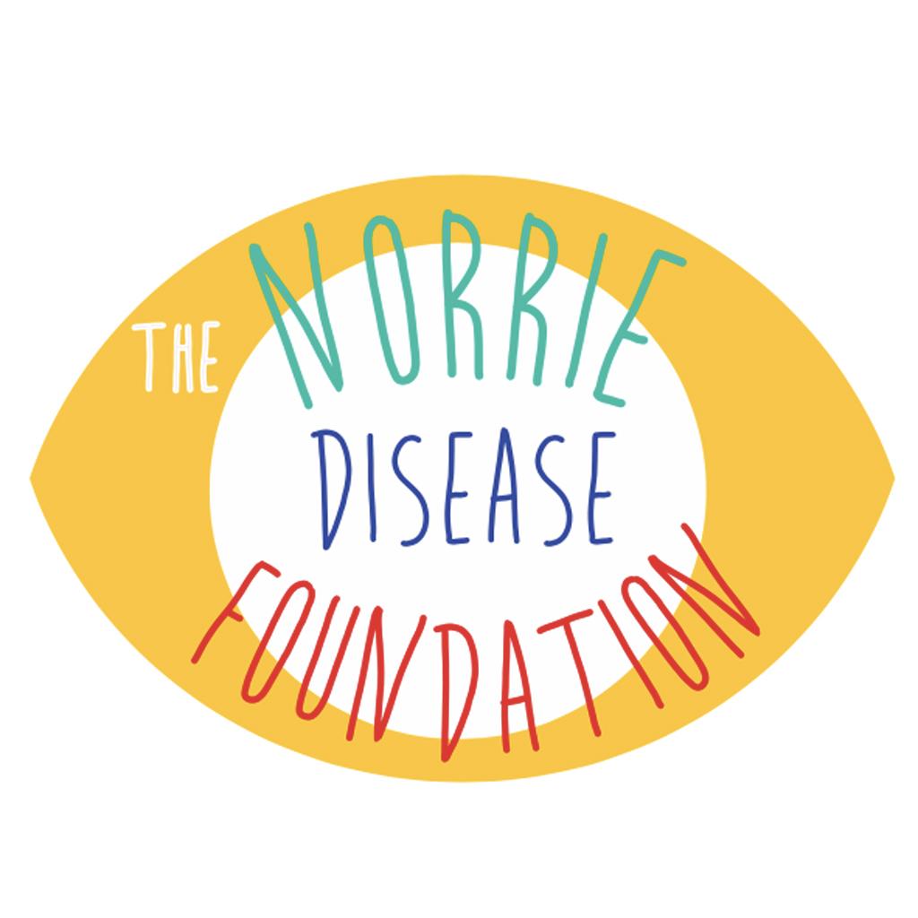 The Norrie Disease Foundation ogo