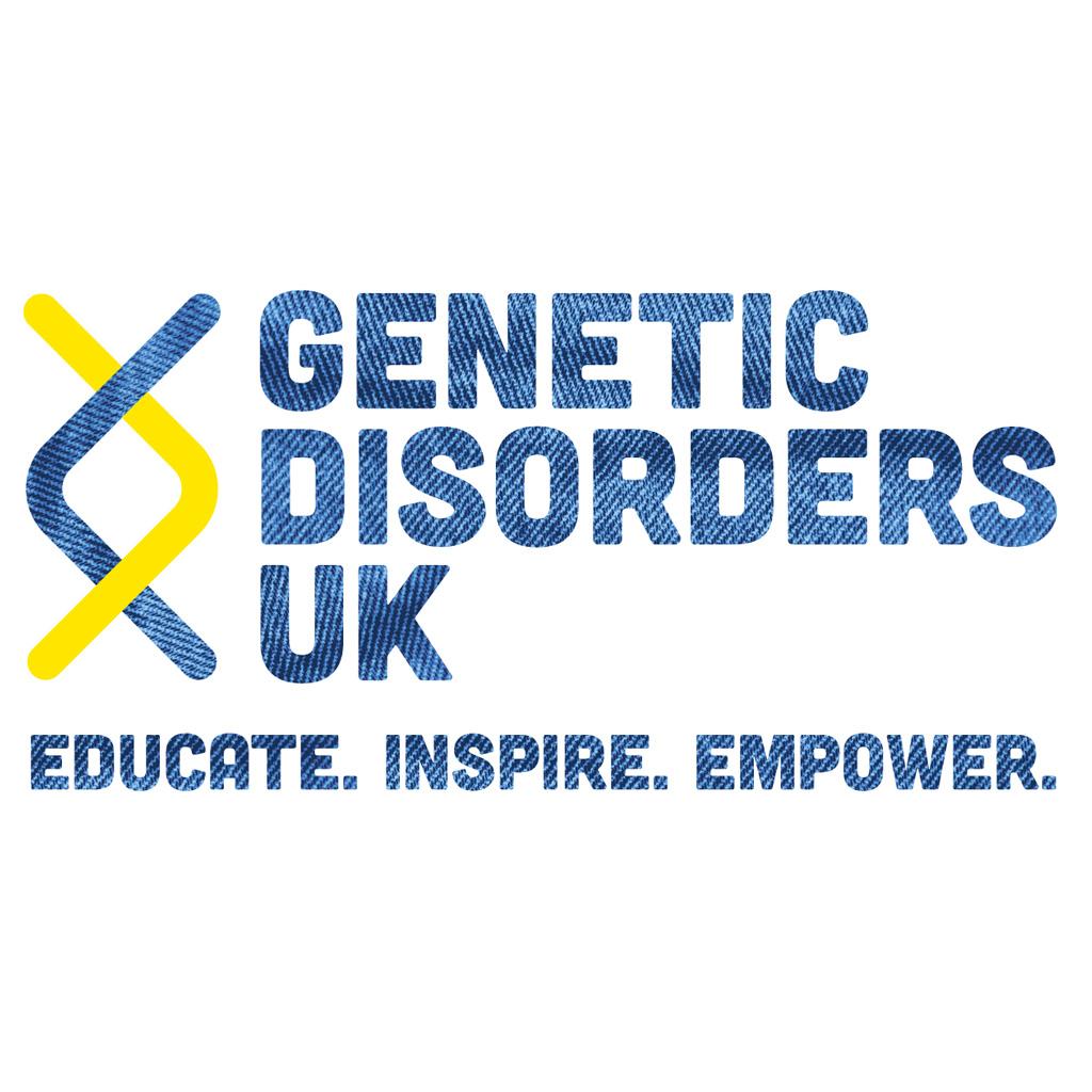 Genetic Disorders UK Partners Logo