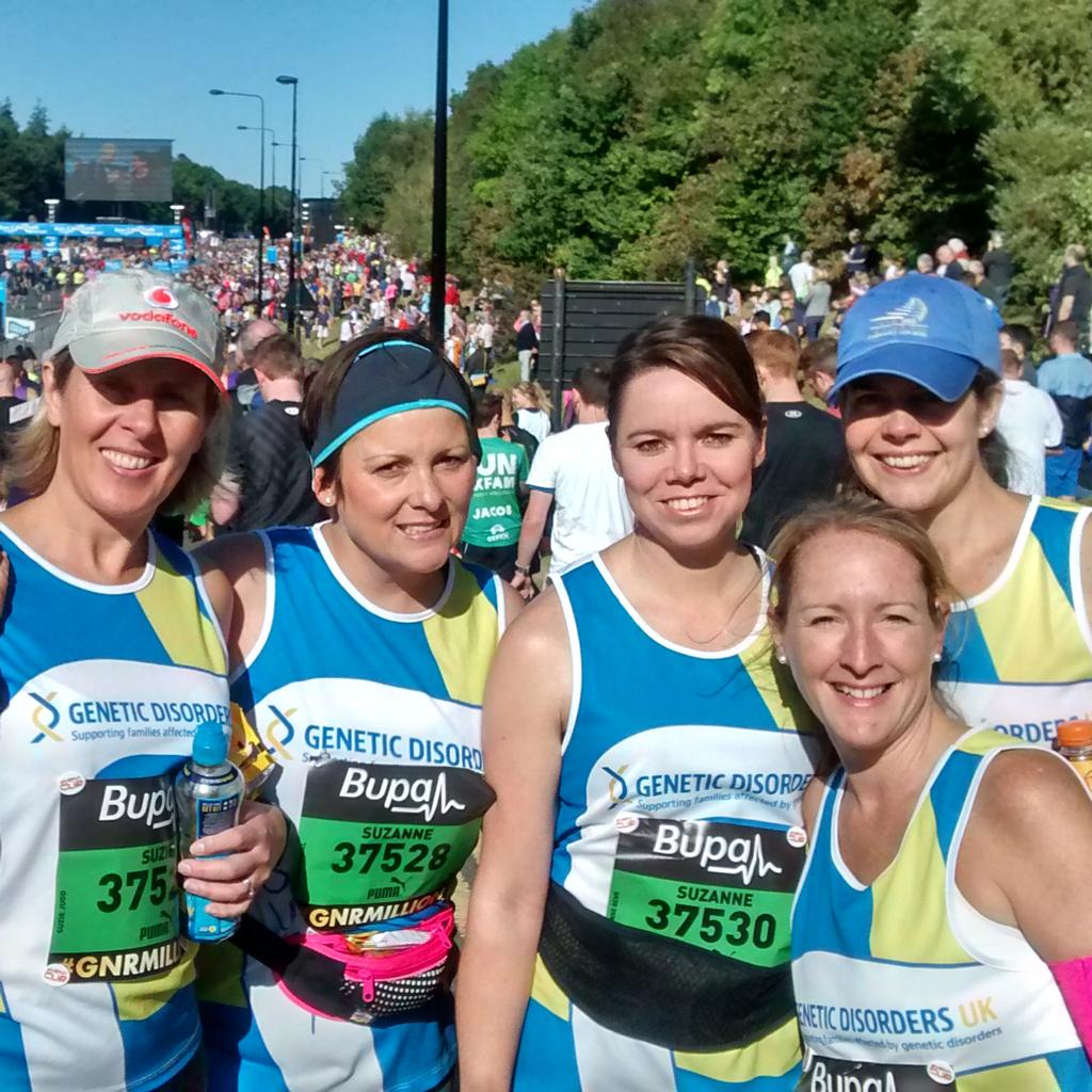 Running Event Team Image