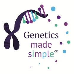 Genetics Made Simple Logo